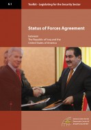 Status Of Forces Agreement Between The Republic Of Iraq And The